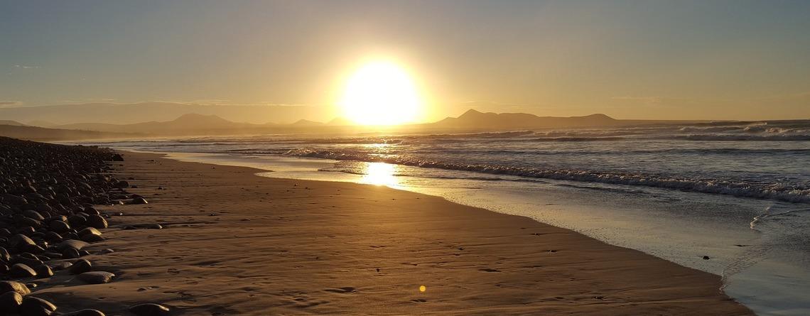 Medeltemperatur Kanarieöarna Spanien