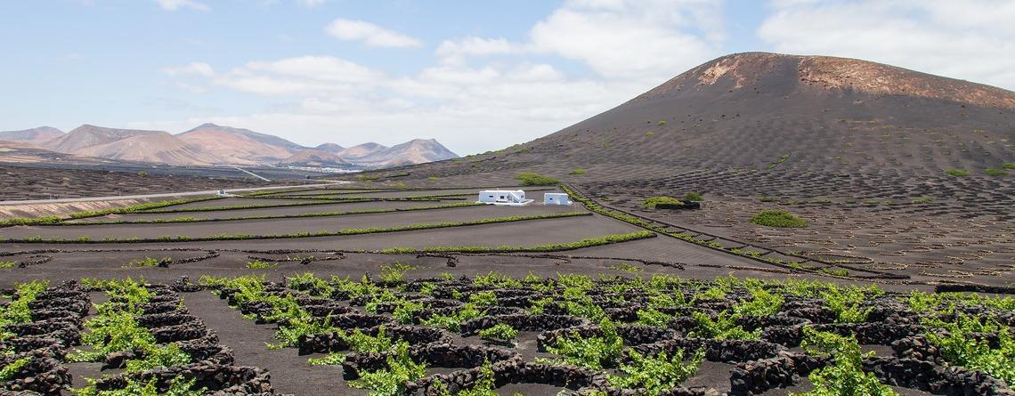 Medeltemperatur Lanzarote Kanarieöarna Spanien