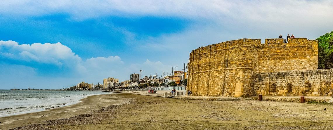 Medeltemperatur Larnaca Cypern