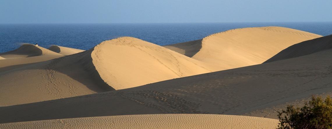 Väder Maspalomas Gran Canaria Kanarieöarna Spanien