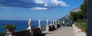 Medeltemperatur Sorrento